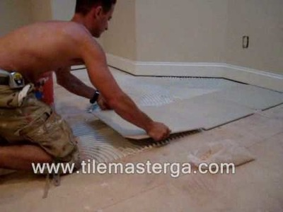 Tile installation in Atlanta GA - 20