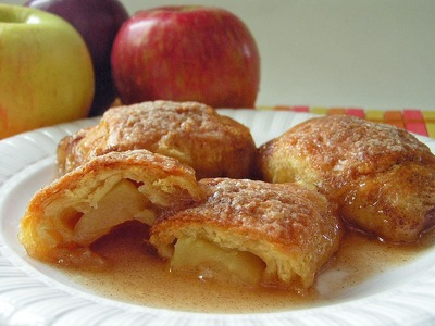 Apple Dumpling Recipe,  Recipe for Apple Dumplings, How to Make Apple Dumplings