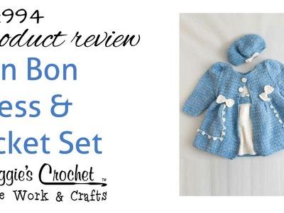 Bon Bon Dress & Jacket Set Product Review PA994