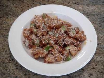Chinese Sesame Chicken Recipe