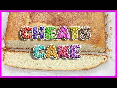 Delicious Cake Mix | Cheats Recipe (How To)