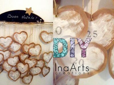 DIY ♡Christmas Calendar ♡. Calendario natalizio