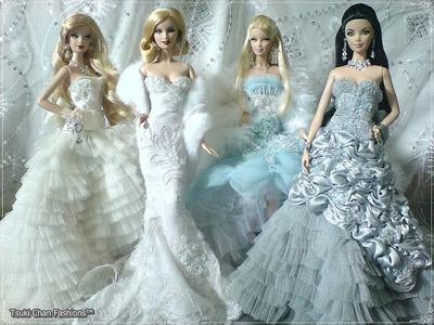 Diy doll dress easy