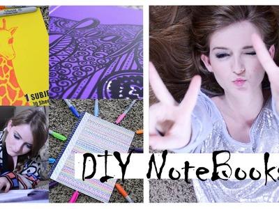 DIY Notebook Ideas!