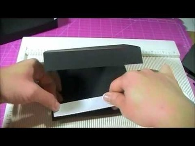 Easel Drawer Card Tutorial