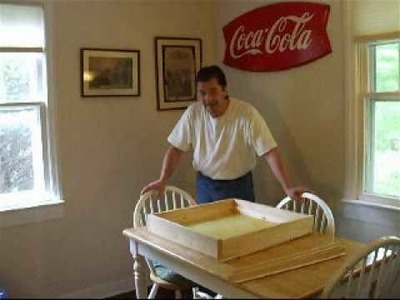 "Free Solar Heat DIY ""How to build a solar panel"" Part 1.1 Ernie Ursini"