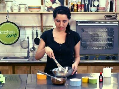 [HD] Kitchen Art Cooking Show # 13: Bánh chocolate 5 phút