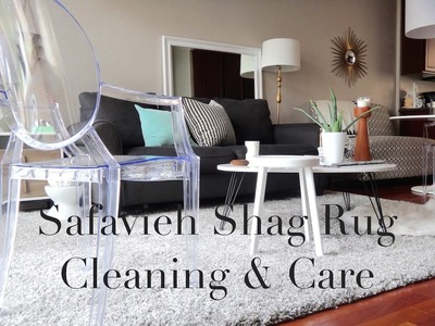 How To Clean & Care for a Safavieh Shag Rug