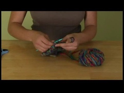How to Crochet a Hat : Rounding a Crochet Hat
