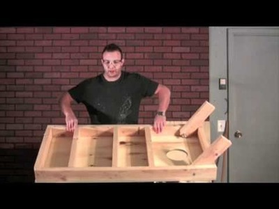 How to make a Cornhole Board Part 2