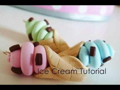 Ice Cream Tutorial