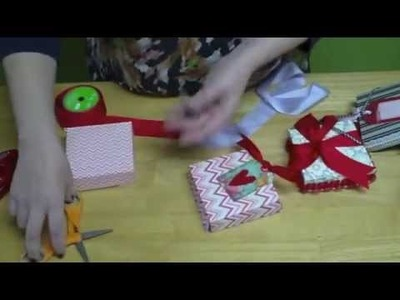 Make a Mini Gift Box