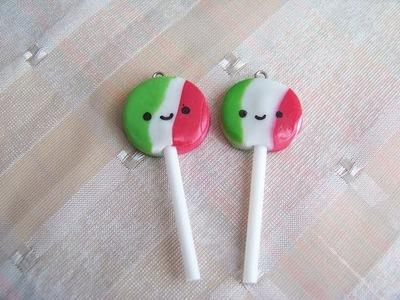 Multi Colored Lollipop Tutorial
