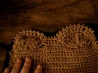 My Crochet Toast Purse