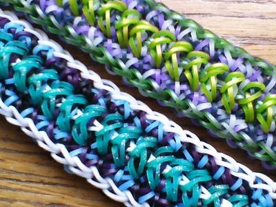 NEW Rainbow Loom Mockingjay Bracelet