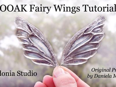 OOAK Fairy Wings Tutorial - Come fare ali per Fatine
