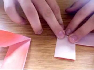 Origami Chinese Star