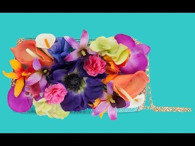 P.S.-I made this. Tropical Clutch