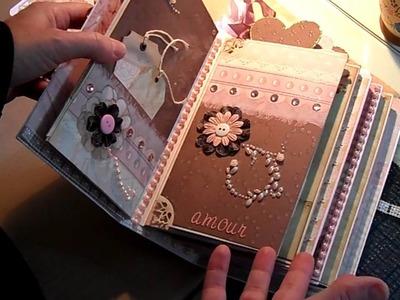 Paper bag mini-album