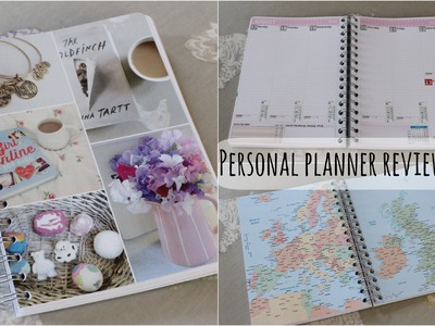 Personal Planner Unboxing.Review 2015