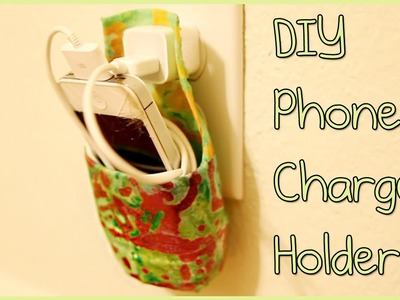 #PinterestSunday: Phone.Charger Holder
