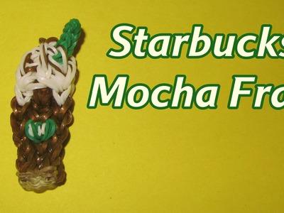Rainbow Loom Starbucks Mocha Frappe Charm