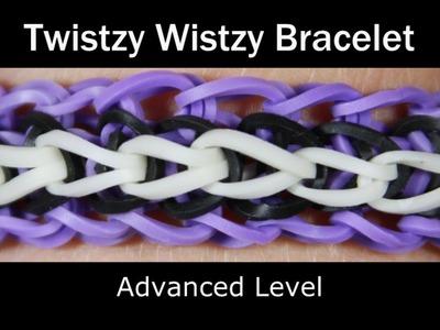 Rainbow Loom® Twistzy Wistzy Bracelet