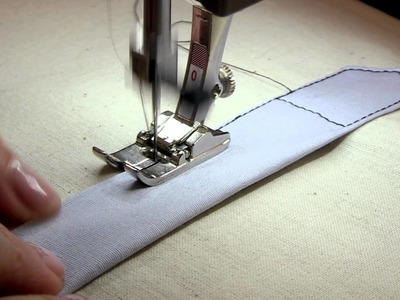 Sewing a Shirt Sleeve Placket Part 2