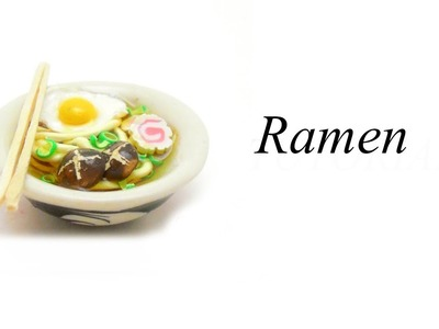 [TUTORIAL] How to Make Miniature Ramen