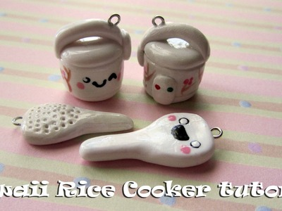 Tutorial: Kawaii Rice Cooker Charm