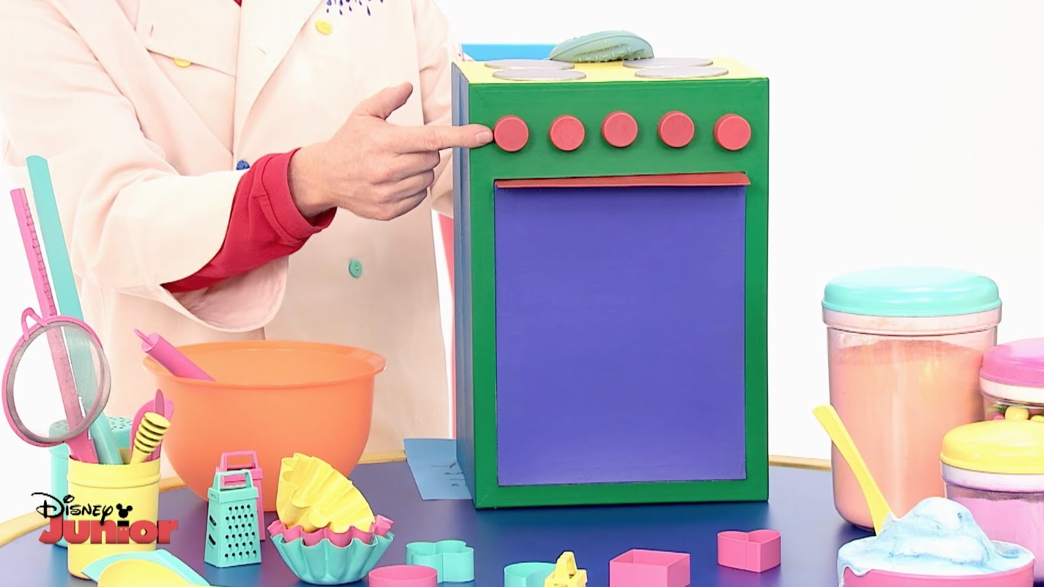 Art Attack - Cooker - Official Disney Junior UK HD