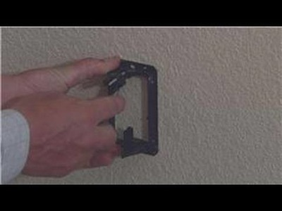 Audio.Video Installation : How to Run Speaker Wire Through Walls