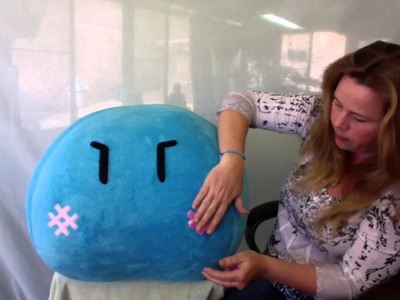 Dango Plush, Handmade Pillow Plush
