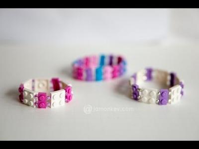 DIY LEGO Jewelry - Bracelets