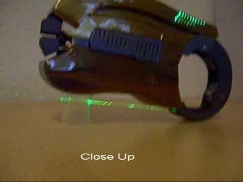 Electromagnetic Handgun ( Coilgun. Gauss Gun ) Halo Style