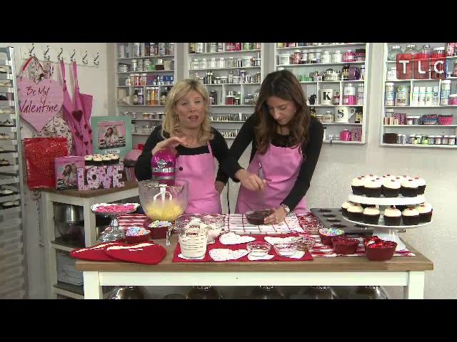 Georgetown Cupcake's Red Velvet Recipe