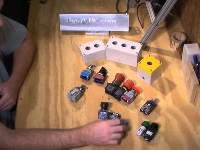 Homemade DIY CNC Series - Switches - Neo7CNC.com - Episode 6
