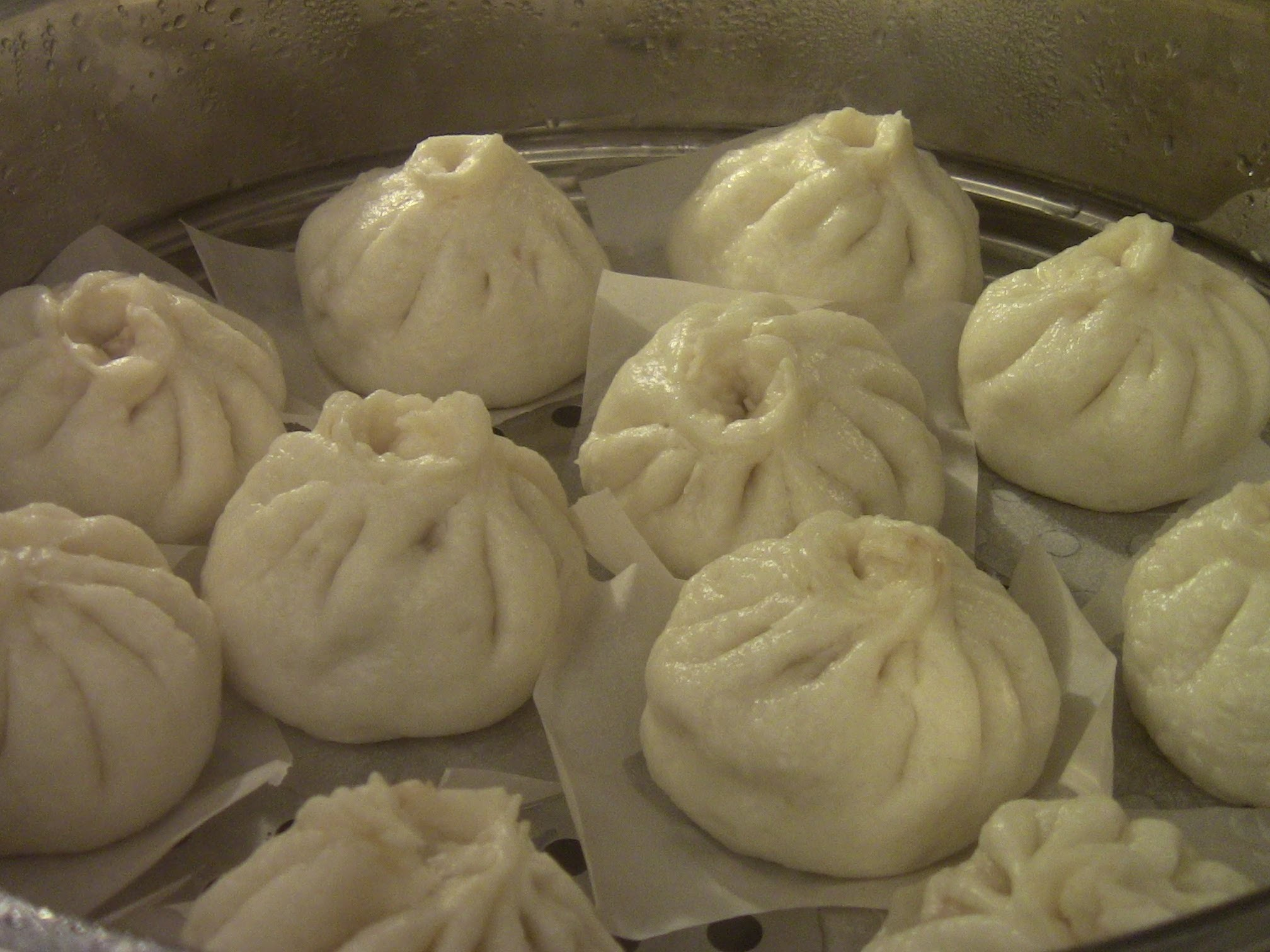 Homemake Chinese Steamed Meat Buns Recipes(1.2) (Holiday recipe)