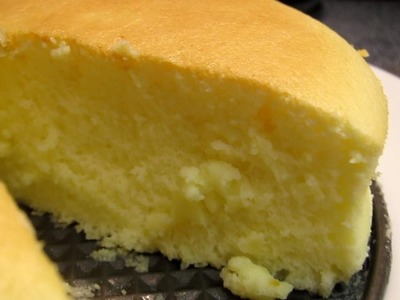 How to easily make delicious Japanese Cheesecake