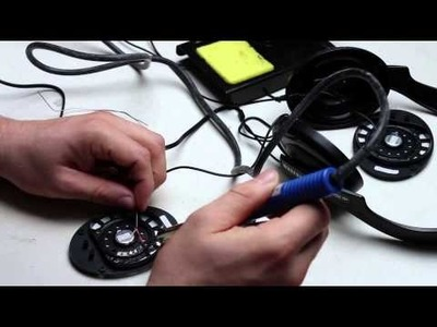 How to Fix a Pair of Headphones