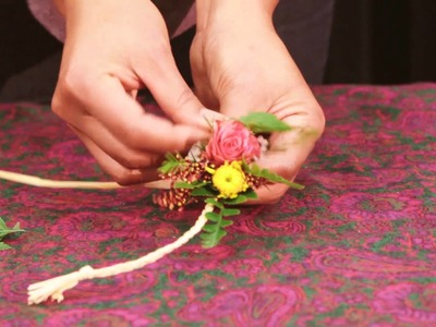 How to Make A Haku Lei