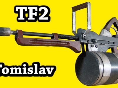 How to Make a TF2 Tomislav Prop