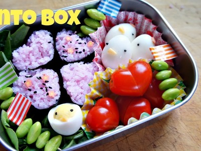 How to Make an Easy Bento (ft. BraLady)