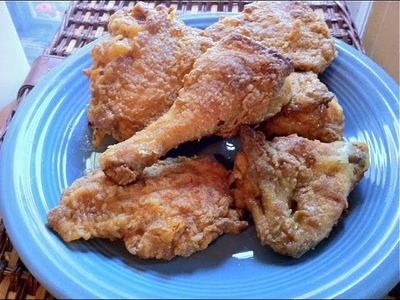 How to Make Easy Oven Fried Chicken