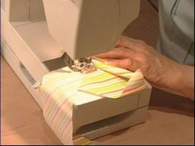 How to Make Quilts : How to Join the Binding Strips
