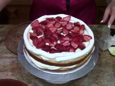 How to Torte a Cake