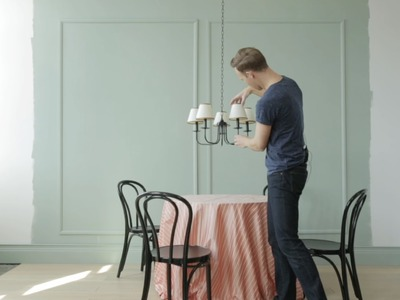 Interior Design — How Paint Colours Can Transform A Dining Room