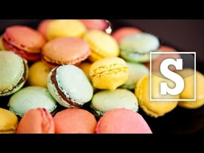MACARONS RECIPE ft JENNA MARBLES - SORTED