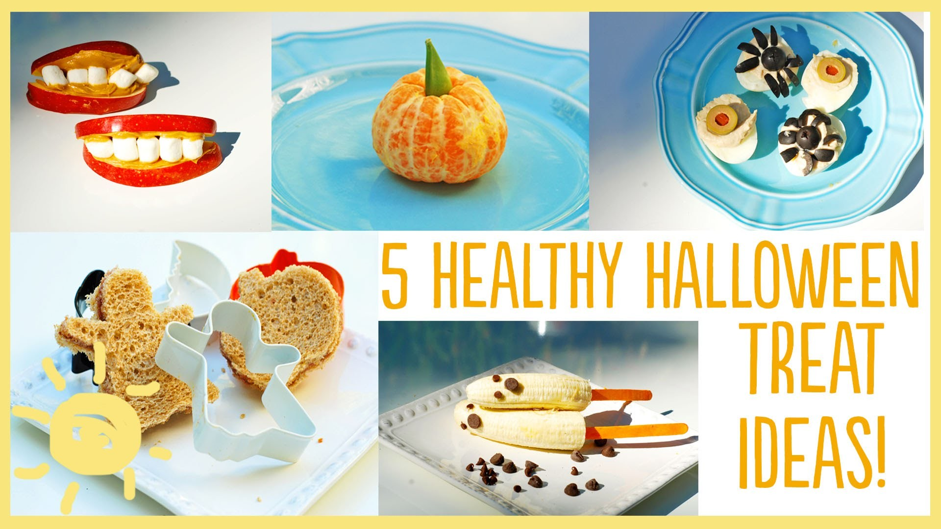 MEG | 5 Healthy Halloween Treats
