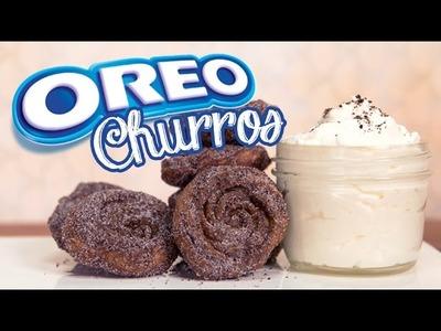Oreo Churro Recipe | Eat the Trend